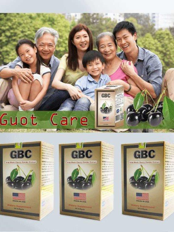 ព្យាបាលជំងឺ Gout ដោយ GBC